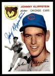 1954 Topps Archives #31  Johnny Klippstein  Front Thumbnail
