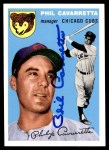 1954 Topps Archives #55  Phil Cavarretta  Front Thumbnail