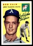 1954 Topps Archives #61  Bob Cain  Front Thumbnail