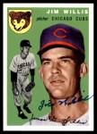 1954 Topps Archives #67  Jim Willis  Front Thumbnail