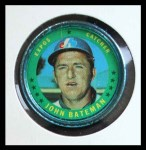 1971 Topps Coins #19  John Bateman  Front Thumbnail