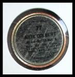 1971 Topps Coins #77  Nate Colbert  Back Thumbnail