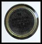 1971 Topps Coins #96  Amos Otis  Back Thumbnail