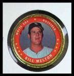 1971 Topps Coins #76  Bill Melton  Front Thumbnail