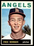 1964 Topps #569  Fred Newman  Front Thumbnail