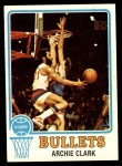 1973 Topps #15  Archie Clark  Front Thumbnail