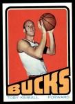1972 Topps #68  Toby Kimball   Front Thumbnail