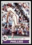 1979 Topps #136  Jim Kaat  Front Thumbnail