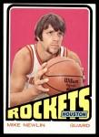 1972 Topps #128  Mike Newlin   Front Thumbnail