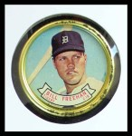 1964 Topps Coins #87  Bill Freehan   Front Thumbnail
