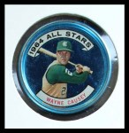 1964 Topps Coins #161 AL  -  Wayne Causey All-Star Front Thumbnail