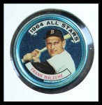 1964 Topps Coins #126   -   Frank Malzone All-Star Front Thumbnail