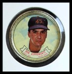 1964 Topps Coins #84  Bob Aspromonte  Front Thumbnail