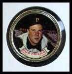 1964 Topps Coins #77  Bob Friend  Front Thumbnail