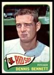 1965 Topps #147  Dennis Bennett  Front Thumbnail