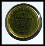 1964 Topps Coins #6   Leon Wagner   Back Thumbnail