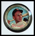 1964 Topps Coins #5  Dick Groat   Front Thumbnail