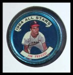 1964 Topps Coins #128   -  Jim Fregosi All-Star Front Thumbnail