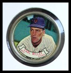 1964 Topps Coins #75   Carlton Willey   Front Thumbnail