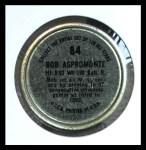 1964 Topps Coins #84  Bob Aspromonte  Back Thumbnail
