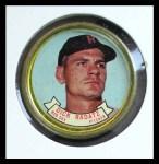 1964 Topps Coins #30   Dick Radatz   Front Thumbnail