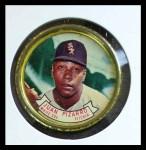 1964 Topps Coins #14   Juan Pizarro   Front Thumbnail