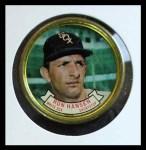 1964 Topps Coins #41   Ron Hansen   Front Thumbnail