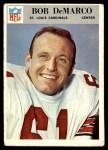 1966 Philadelphia #161  Bob DeMarco  Front Thumbnail