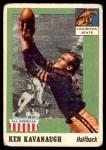 1955 Topps #50  Ken Kavanaugh  Front Thumbnail