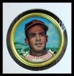 1964 Topps Coins #31  Luis Aparicio   Front Thumbnail