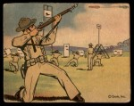 1941 Gum Inc Uncle Sam #75   Rifle Air Defense Front Thumbnail
