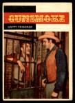 1958 Topps TV Westerns #13   Happy Prisoner  Front Thumbnail
