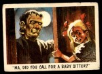 1959 Topps / Bubbles Inc You'll Die Laughing #5   Ma did you call Front Thumbnail