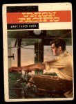 1958 Topps TV Westerns #42   Bart Takes Over  Front Thumbnail