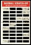 1970 Topps Scratch-Offs  Jim Wynn  Back Thumbnail