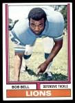 1974 Topps #359  Bob Bell  Front Thumbnail