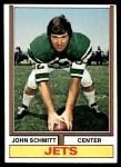 1974 Topps #363  John Schmitt  Front Thumbnail