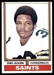 1974 Topps #366  Ernie Jackson  Front Thumbnail