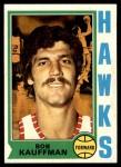1974 Topps #153  Bob Kauffman  Front Thumbnail