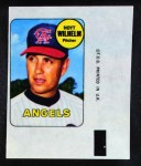 1969 Topps Decals  Hoyt Wilhelm  Front Thumbnail