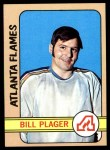 1972 Topps #12  Bill Plager  Front Thumbnail