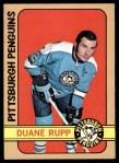 1972 O-Pee-Chee #154  Duane Rupp  Front Thumbnail