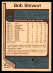 1977 O-Pee-Chee #299  Bob Stewart  Back Thumbnail