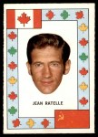 1972 O-Pee-Chee Team Canada #23  Jean Ratelle  Front Thumbnail
