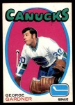 1971 O-Pee-Chee #235  George Gardner  Front Thumbnail