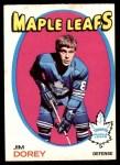 1971 O-Pee-Chee #57  Jim Dorey  Front Thumbnail