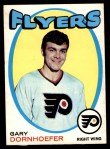 1971 O-Pee-Chee #202  Gary Dornhoefer  Front Thumbnail
