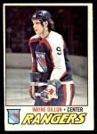 1977 O-Pee-Chee #166  Wayne Dillon  Front Thumbnail