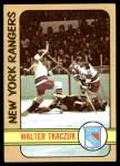 1972 Topps #14  Walt Tkaczuk  Front Thumbnail