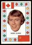 1972 O-Pee-Chee Team Canada #5  Bobby Clarke  Front Thumbnail